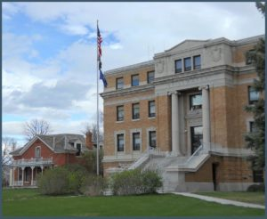 Stillwater County Courthouse