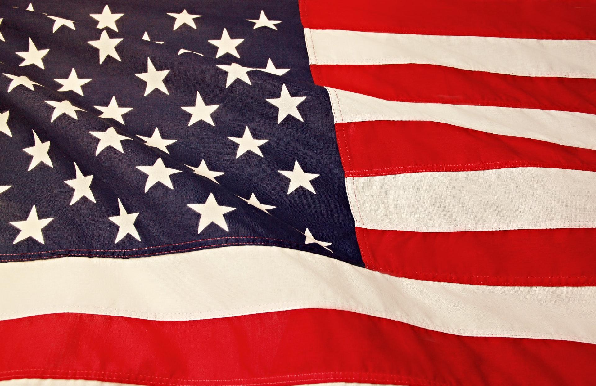 American Flag Decorative Image
